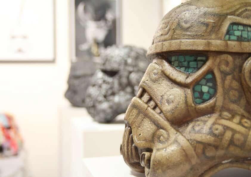 Ben-Moore-Art-Wars-Stormtrooper-Helmets+(14)
