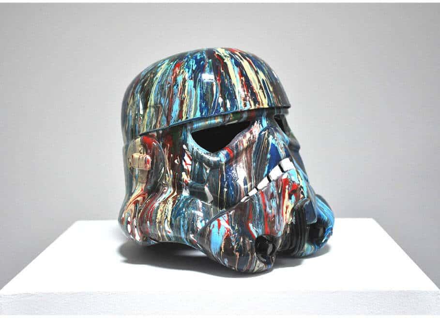 Ben-Moore-Art-Wars-Stormtrooper-Helmets+(2)