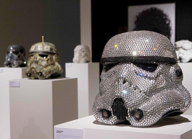 Ben-Moore-Art-Wars-Stormtrooper-Helmets+(37)
