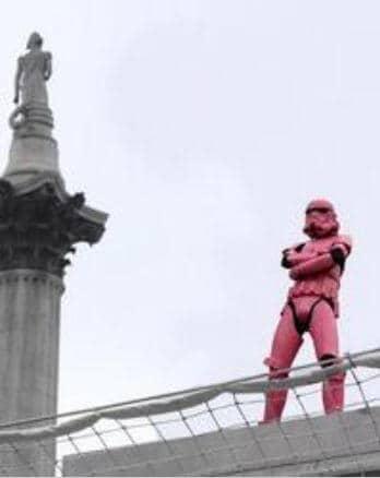Pink Stormtrooper 10