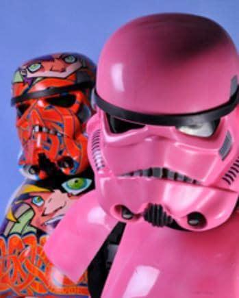Pink Stormtrooper 2