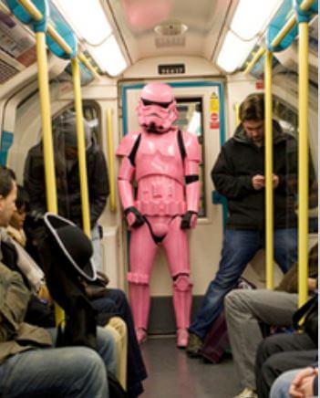 Pink Stormtrooper 3