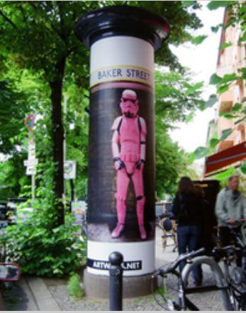 Pink Stormtrooper 4