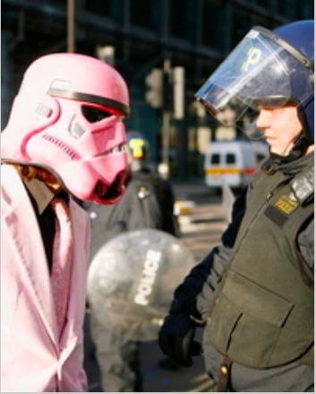 Pink Stormtrooper 6