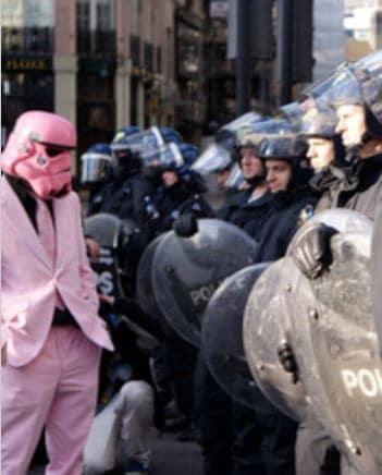 Pink Stormtrooper 9