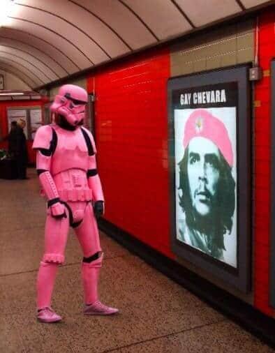 Ben-Moore-Pink-Stormtrooper-Gay-Chevara
