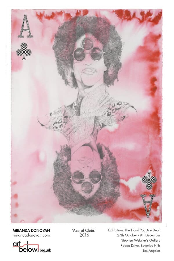 'Ace of Clubs'